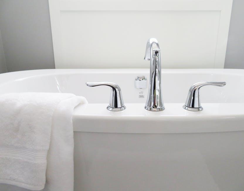 Ett rent badkar